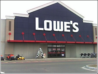 Cair Intimidates Lowes Diy Store Chain